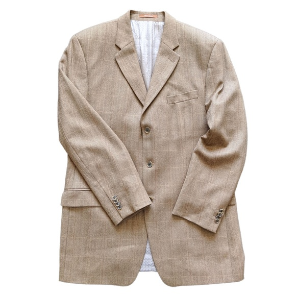 Michael Kors Other - MICHAEL MK Herringbone Sport Coat 42L